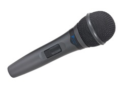Wired Microphone with Digital Processing