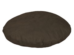 "Passion Suede Hershey 35"" Round Pet Bed"