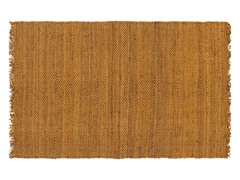 Gold Hand Woven Rug 9-Sizes