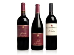 Scott Harvey Barbera and Syrah (3)