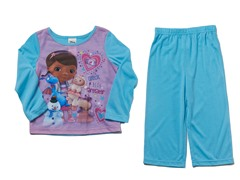 Doc McStuffins 2pc Set (2T-4T)