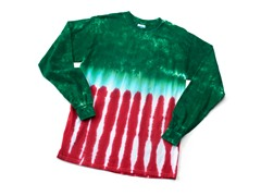 Adult Long Sleeve Tee - Peppermint