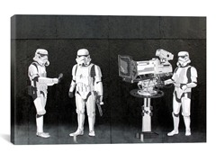 Stormtroopers Filming Oscars