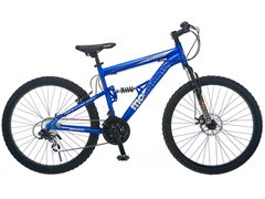 "26"" Vanish Dual Suspension Mountain Bike"