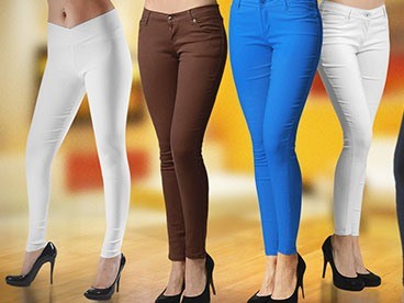 2-Packs of Ladies Pants
