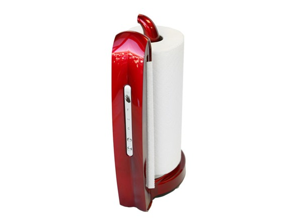 Automatic paper towel dispenser red for Automatic paper towel