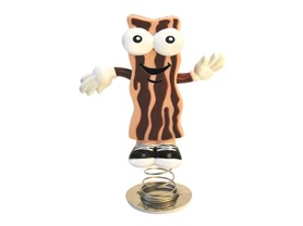 Bacon Dashboard Dancer