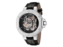Clerc Men's Icon 8 Luxury Watch - Steel
