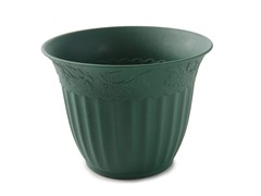 5-inch Roma Planter 12-pack, Green