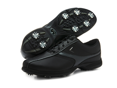 Savory Golf Shoes, Black