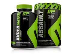 MusclePharm Shred Matrix & Assault