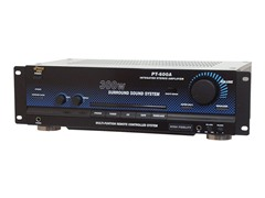 300W Rack Mount Stereo Receiver