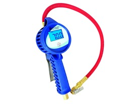"Astro Pneumatic 3-1/2"" Digital Tire Inflator with Hose"