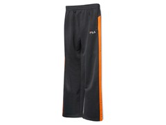 Boys Tricot Track Pant - Iron