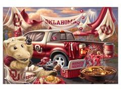 Oklahoma  -  Tailgate