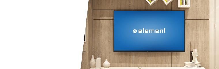 Hisense, Element & JVC TVs
