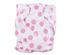 JSB Bubblegum Cloth Diaper