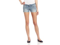 Levi's Juniors Kelly Shorty Short, Sunflower
