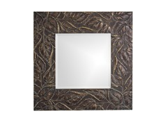 Vines Square Mirror