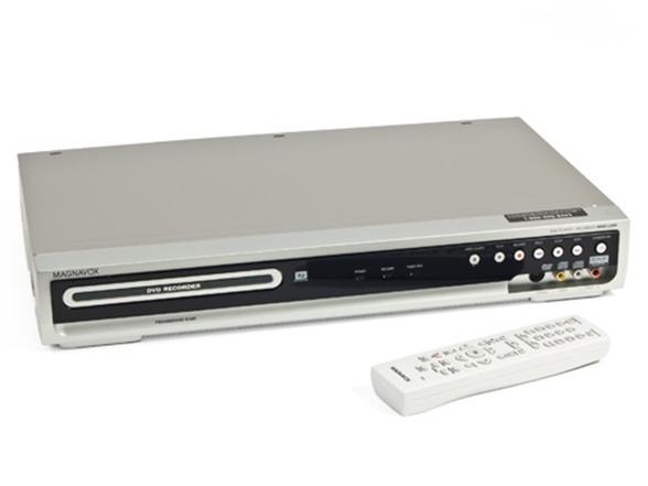 magnavox progressive scan dvd recorder rh woot com Magnavox Portable DVD Player Magnavox DVD Remote