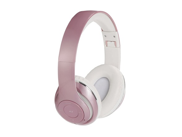 Image of 1voice Soundwave Bluetooth Headphones - Rose Gold