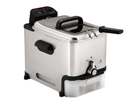 T-Fal Oil Filtration EZ Clean Immersion Deep Fryer