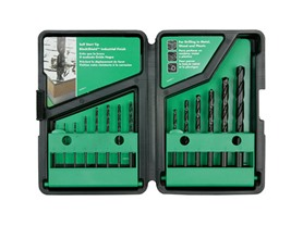 Hitachi 14-Piece Black Gold Drill Bit