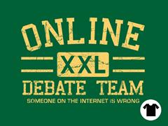 Online Debate Team