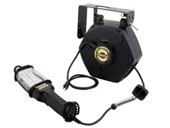 50-Foot Retractable 26-Watt Work Light