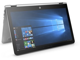 "HP ENVY x360 15"" Intel i7 Full-HD Touch Laptop"