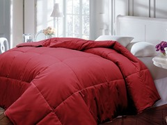 Down Alternative Comforter-Brick-3 Sizes