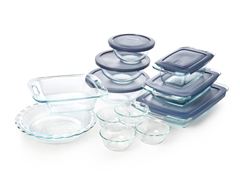 Pyrex Easy Grab 19-Piece Bake Set