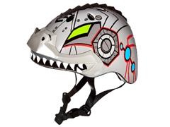Robo Rex Charcoal Helmet (5+Yrs)