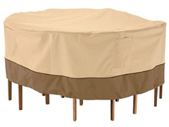 Patio Set Cover, 60 by 29-Inch