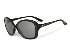 Sweet Spot Sunglasses - Polished Black w/Grey Lenses
