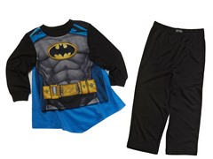 Batman 2pc Set w/ Cape (2T-8)