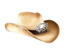 NFL Cowboy Hat - Eagles