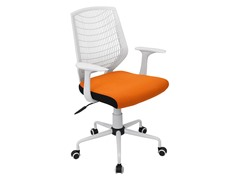 Lumisource Network Office Chair Orange