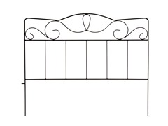 16.5-Inch Garden Fence, 20-Pack