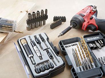 Disston Blu-Mol Tools