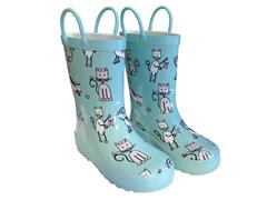 Kitten Rain Boots