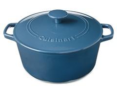 Cuisinart 7-Qt. Cast Iron Casserole
