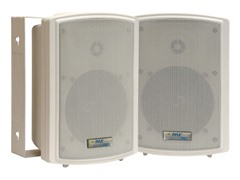 5.25'' Indoor/Outdoor Wall Mount Speakers