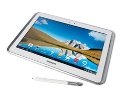 "Galaxy Note 16GB 10.1"" Tablet w/ Pouch"