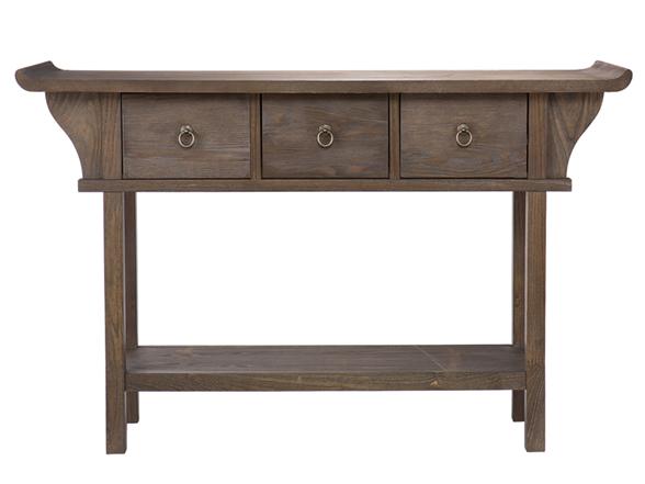 Angleo home kara console table for Sofa table rules