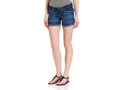 Levi's Juniors Taryn Midi Short, China Blue