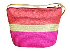 Straw Bag, Multi