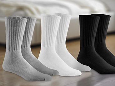 Haute Basics Athletic Socks