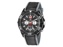 Chronograph, Black