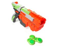 NERF Vortex Vigilon Disc Blaster